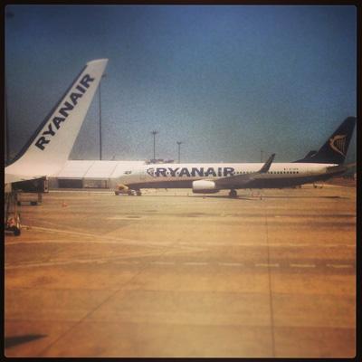 RyanairFlugzeug