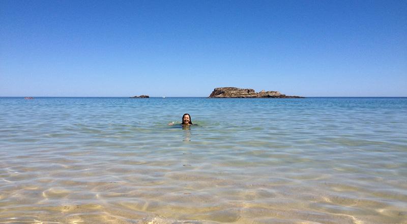 Martinhal Beach: Das Wasser ist jetzt eine Sensation