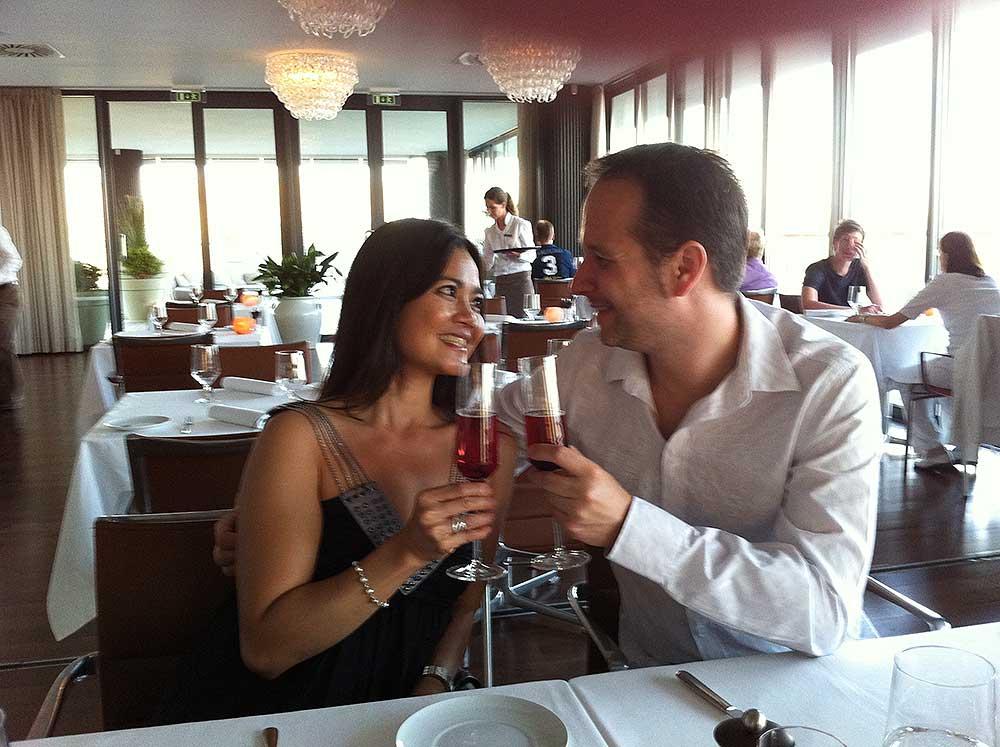 Hochzeitstag im O Terraço